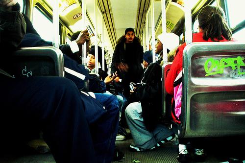 Life on a Toronto Streetcar