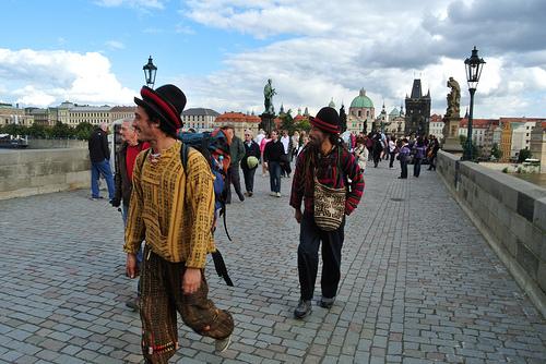The Bohemian Wanderers